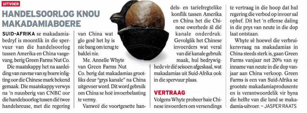 Landbouweekblad 13-07-2018