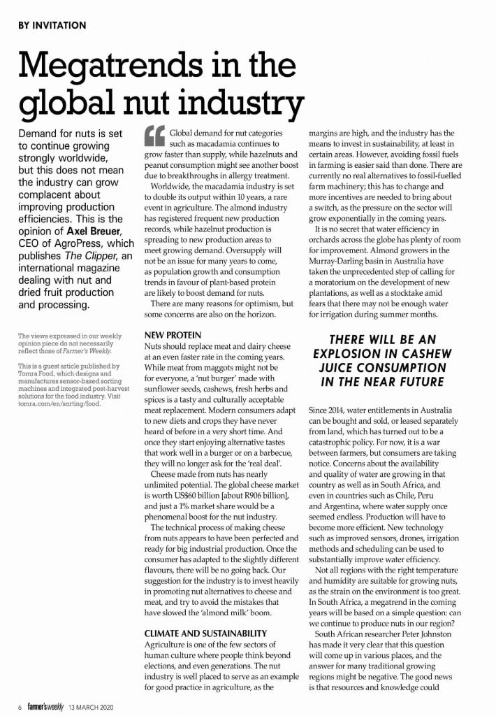Farmers Weekly 13-03-2020